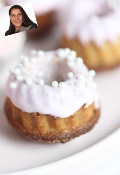 Chia-Honig-Mini-Gugle von Lisbeths Cupcakes
