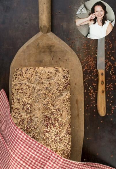 Superfoodbrot mit Quinoa & Amaranth