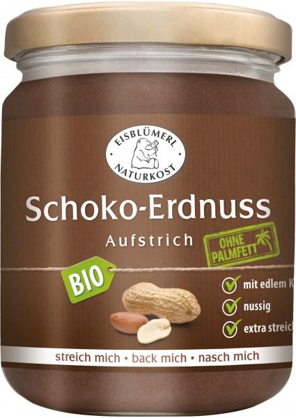 Schoko-Erdnuss Aufstrich 250g