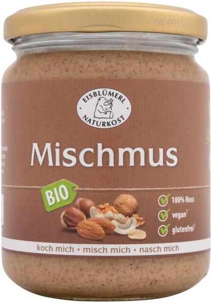 Mischmus 5 Nuss-Sorten 250g