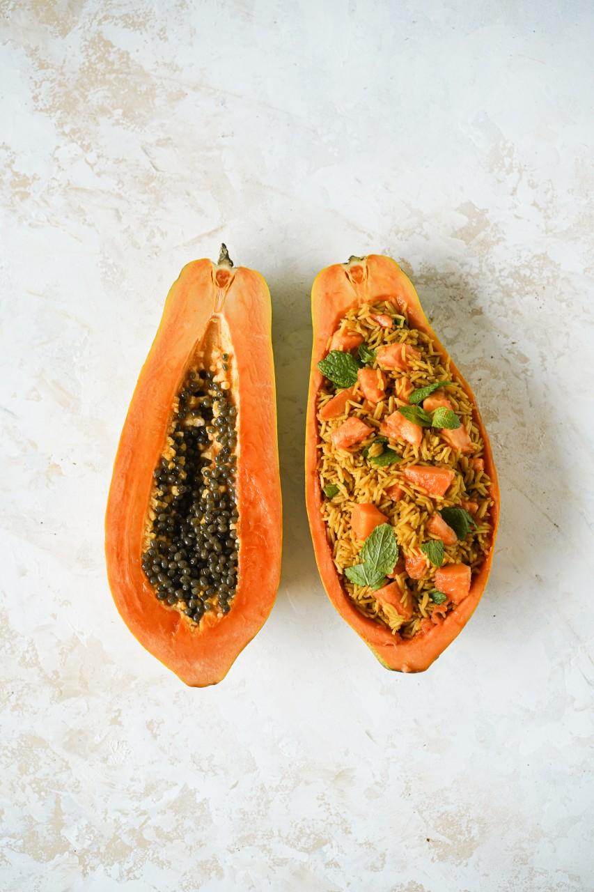 Tamari Papaya Salat