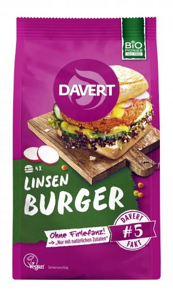 Linsen Burger 160g