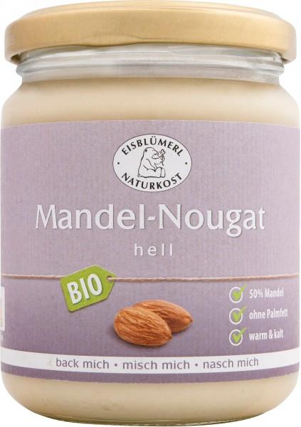 Mandel-Nougat, hell 250g