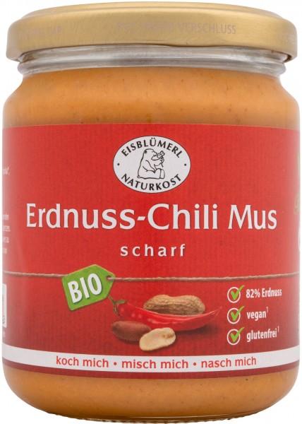 Erdnuss Chili Mus 250g