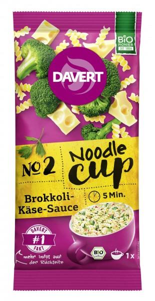 Noodle-Cup Brokkoli-Käse-Sauce 64g