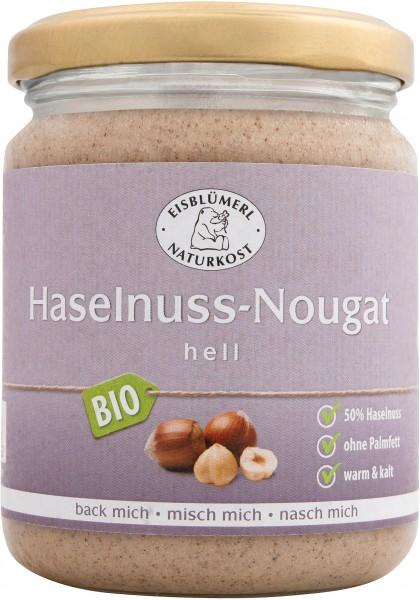 Haselnuss-Nougat hell 250g