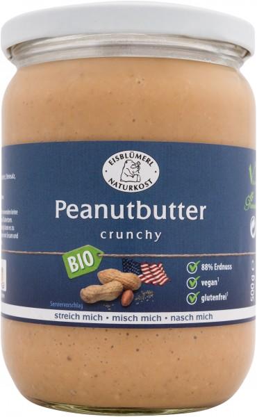 Peanutbutter crunchy 500g
