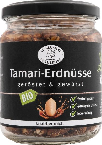 Tamari Erdnüsse im Glas 135g