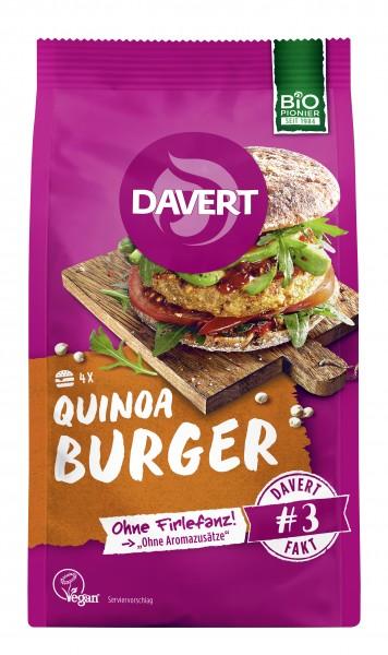 Quinoa Burger 160g