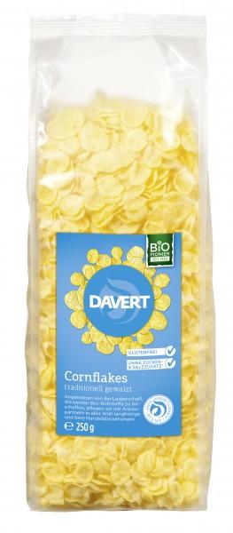 Cornflakes ohne Salz und Zucker glutenfrei 250g