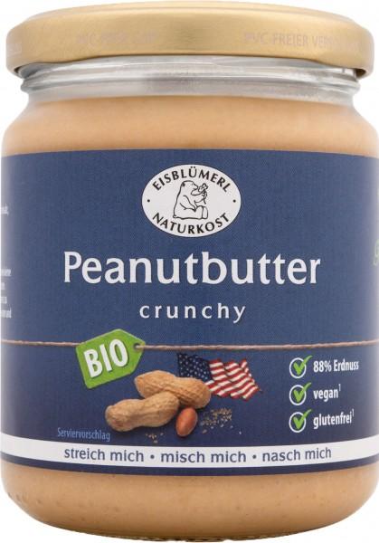 Peanutbutter crunchy 250g