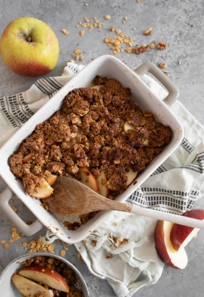 Protein Crumble