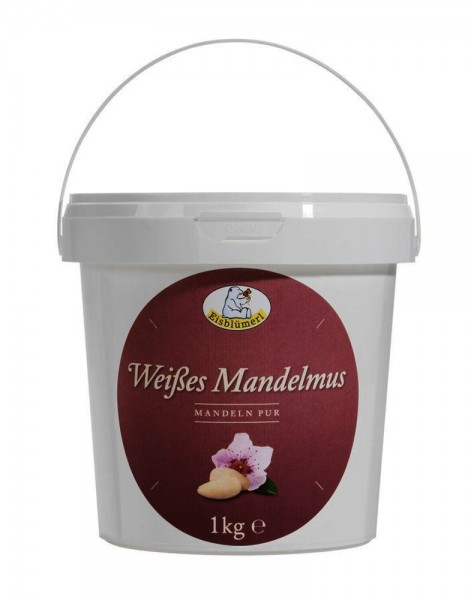 Weißes Mandelmus 1kg