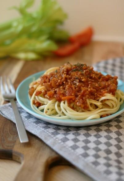 Soja-Pasta-Soße alla Mamma